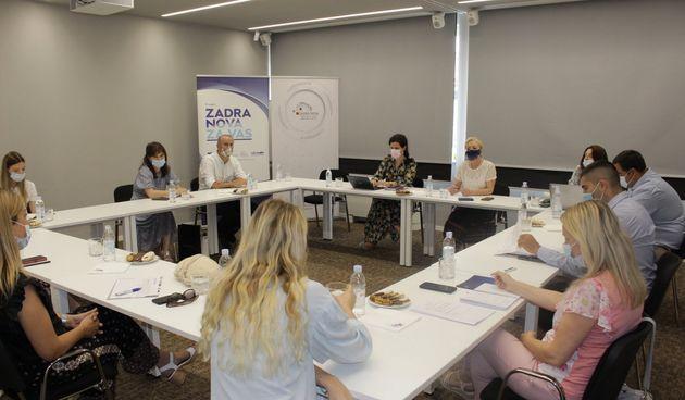 U Zadru održan sastanak regionalnih koordinatora