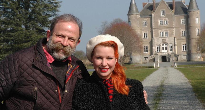'Bijeg u dvorac': Na RTL Livingu gledajte kako je osebujni par preuredio stari dvorac u svoj idealni dom