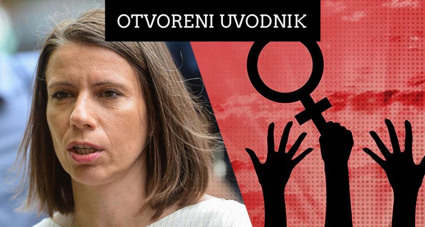 Katarina Peović za RTL.hr piše o suknjama i politici: 'Otvoren je prostor da se nešto kaže o podređenosti žena, ćudoređu i 'poštovanju institucija''