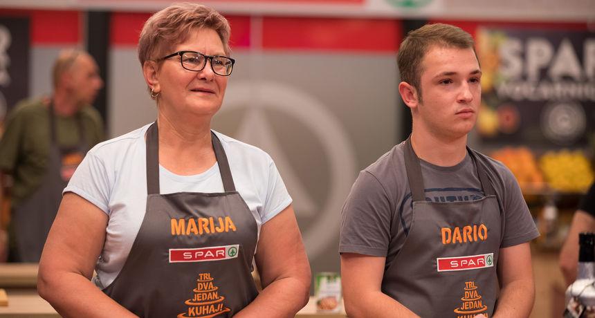 Iako se činilo da im ništa ne ide po planu, Dario i Marija skuhali su najbolje jelo!