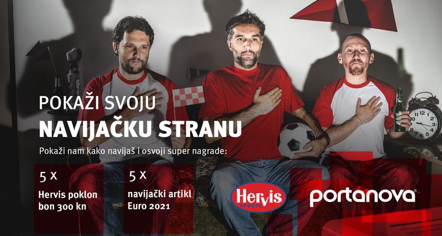 Euro u Portanovi: Ni Portanova ne ostaje imuna na nogometno ludilo koje se sprema od danas