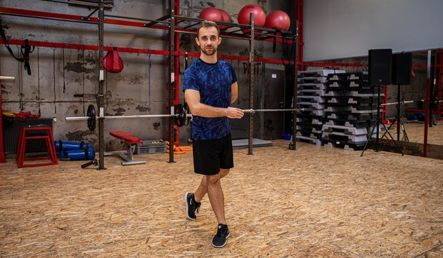 Dance aerobic: Zaplešite s trenerom Vedranom Spevanom