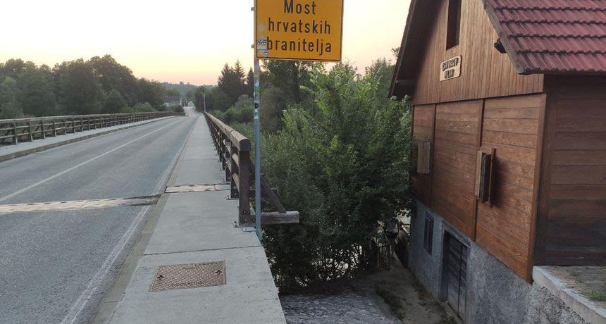 Most u Belavićima i devet godina nakon otvorenja čeka