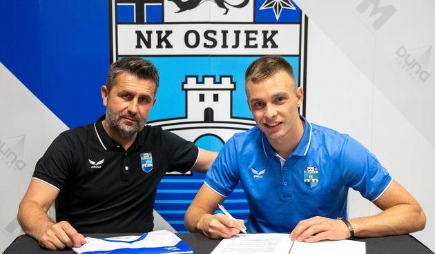 Veliki talent Hajduka novi igrač Osijeka