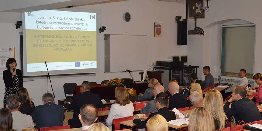 Projekt 3P na FOI-u: Cilj je povećati interes za razvoj poduzetništva