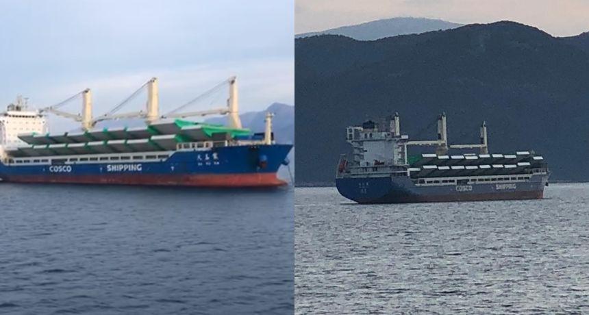 VIDEO U Hrvatsku stigao kineski brod s opremom za Pelješki most, iskrcavanje će trajati oko dva tjedna