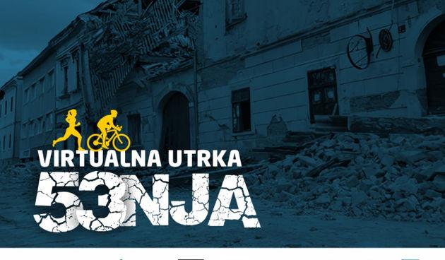 Poziv trkačima na humanitarnu virtualnu utrku za Petrinju