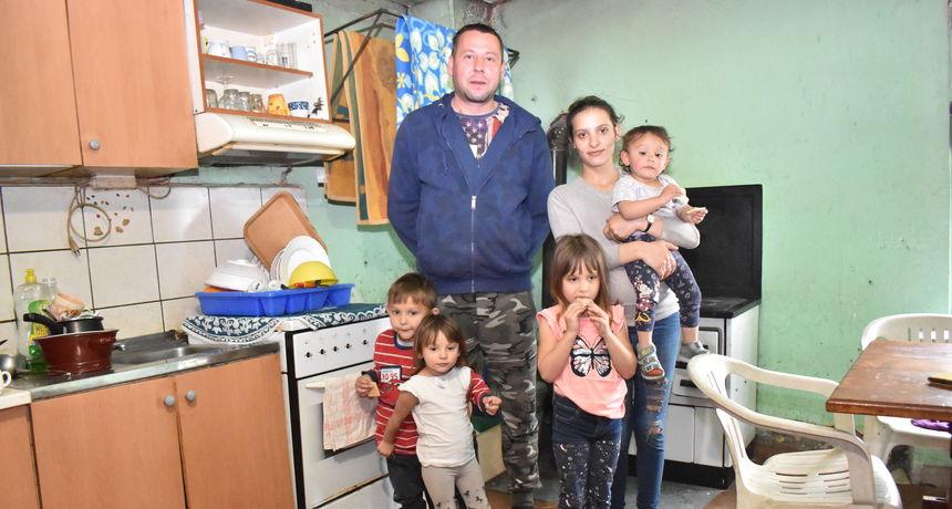 VAPAJ OBITELJI IZ BUKOVCA Oganj progutao kuću, ali i nadu! Uz požar ih pogodila i bolest