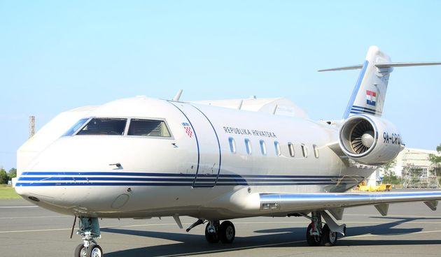 Zrakoplov Vlade RH