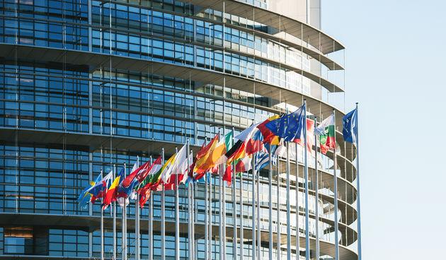 euro eu europske institucije novac