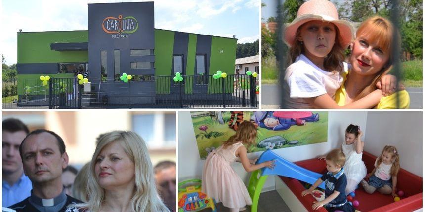 FOTO Maruševečki kraj bogatiji za moderan dječji vrtić, otvorena je 'Čarolija'!