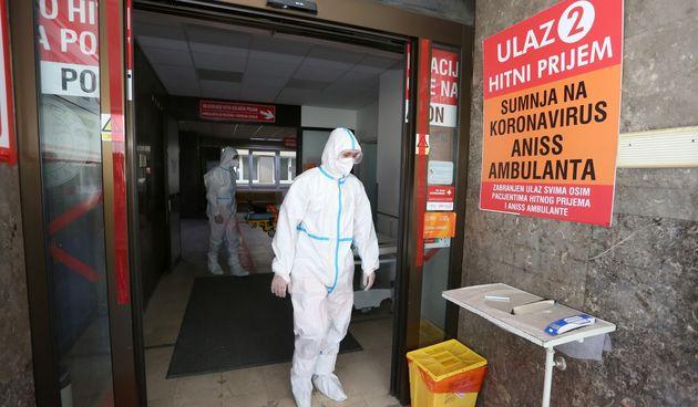 U Karlovačkoj županiji od jučer još jedna osoba preminula, koronavirusom zaraženo 20 - na COVID odjelima 67 pacijenata