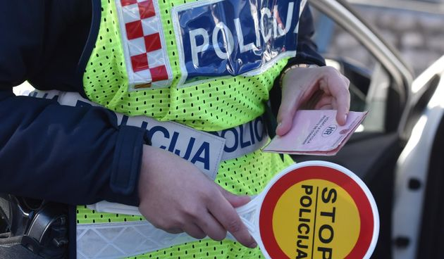 vozačka dozvola policija