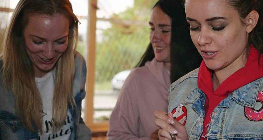 Hrvatske influencerice posjetile karlovačku Konobu Črni kos - oduševljene svime, pogledajte dojmove