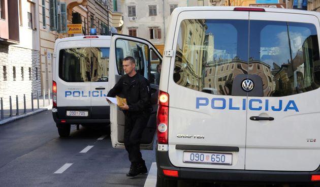Policija Rijeka, ilustracija