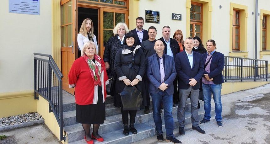 MEĐIMURSKO VELEUČILIŠTE Održan radni sastanak sa županijskom pročelnicom Novak i ravnateljima međimurskih srednjih škola