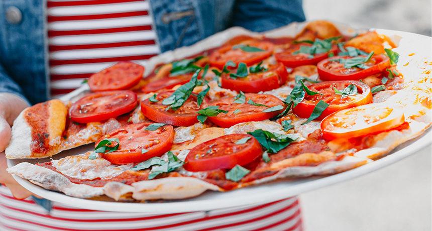 Najbrži način do najfinije veganske pizze u Osijeku!