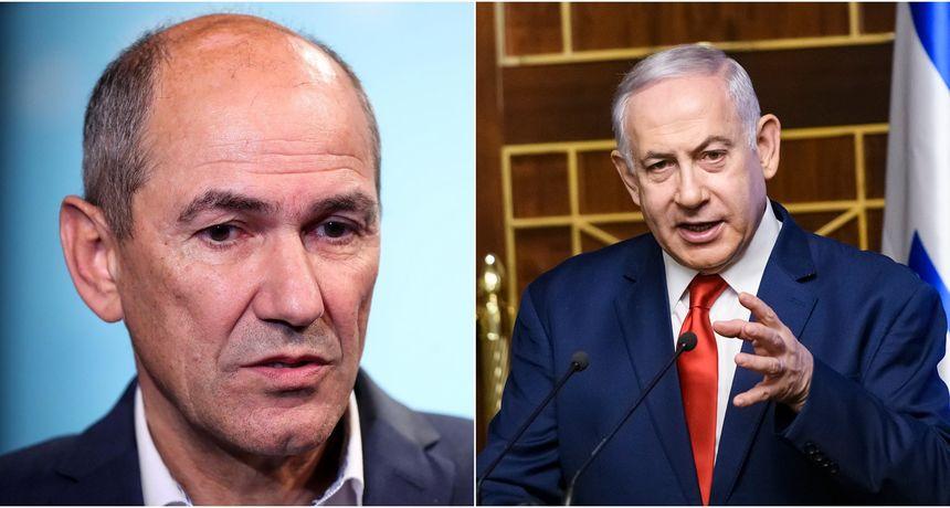 Slovenski oporbeni političar o izraelskom softweru za špijuniranje: Janša je 2020. bio kod Netanjahua