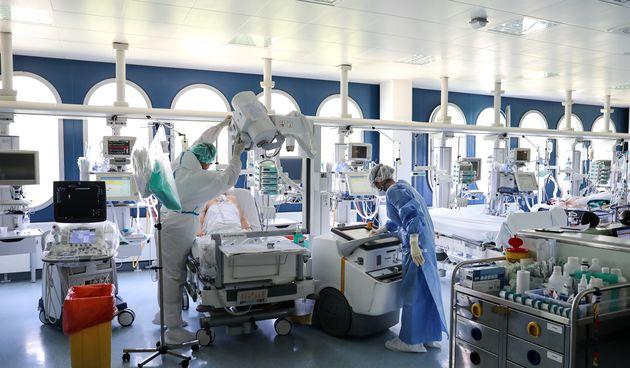 Kako izgleda Odjel intezivnog liječenja Covid pozitivnih pacijenata u KB Dubrava?