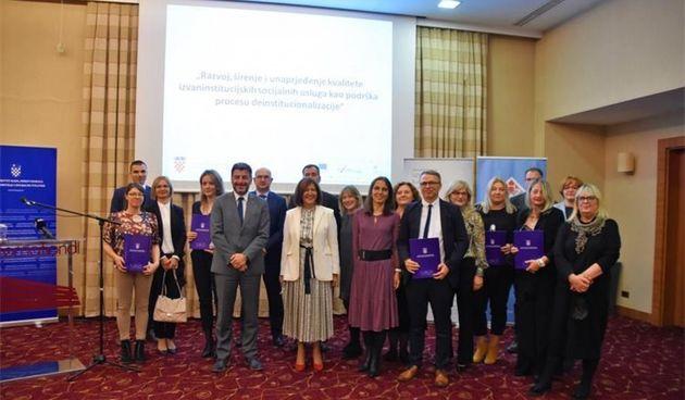 Centar za socijalnu skrb, EU projekt