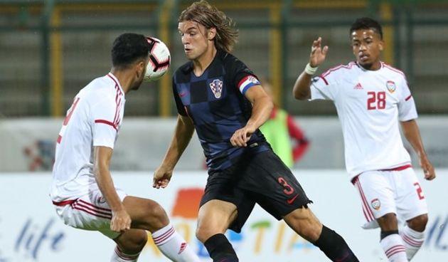 Hrvatska - UAE