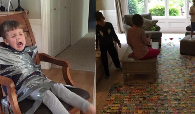 Fotke su dokaz: Život s braćom i sestrama je igra u kojoj pravila ne vrijede