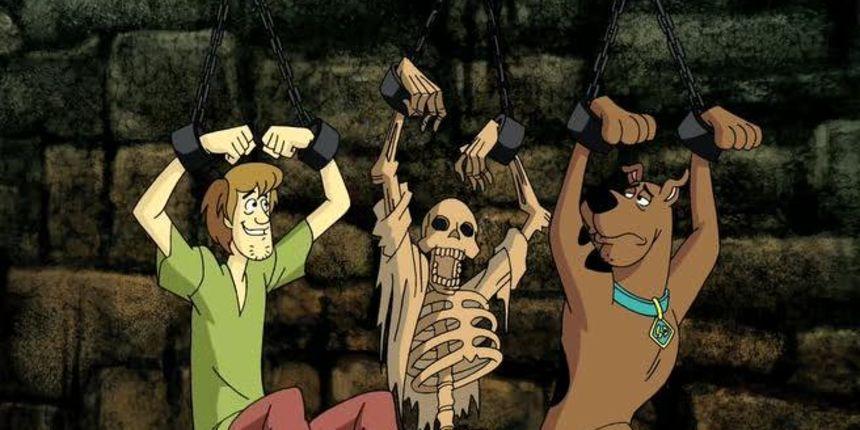 Scooby Doo i Shaggy za Noć vještica odlaze na karneval u podzemni svijet