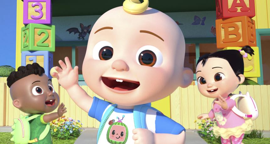 'CoComelon': PLAY Premium donosi najgledaniju online animiranu seriju sinkroniziranu na hrvatski