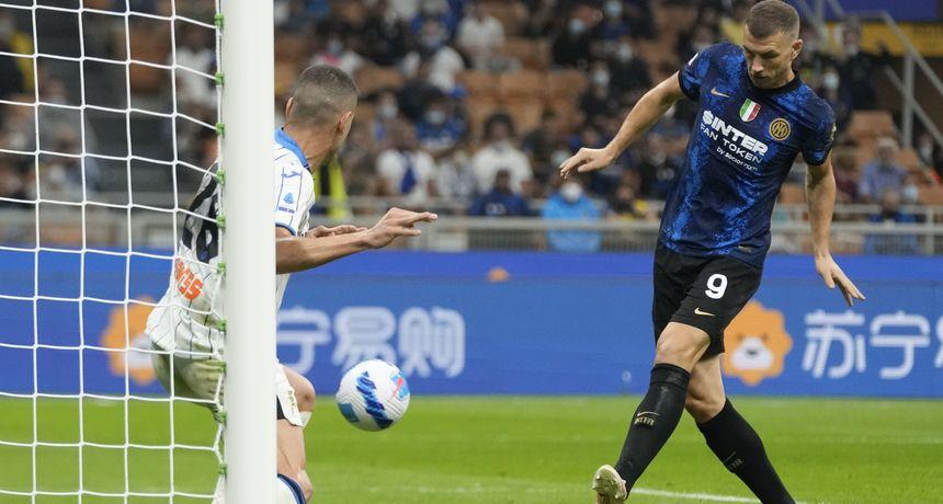 U odličnoj utakmici Inter i Atalanta podijelili bodove