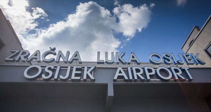 Uvodi se zračna linija između Osijeka i Njemačke