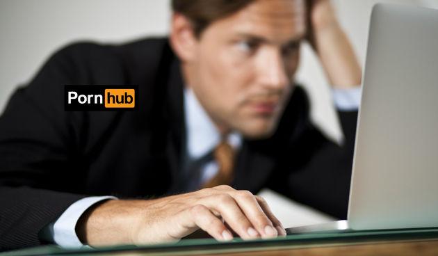 Računalo, Pornhub