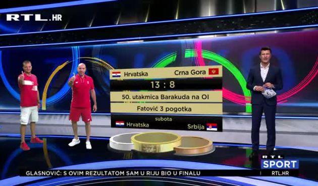 Poraz od Australije je prošlost, Hrvatska održala lekciju Crnoj Gori (thumbnail)