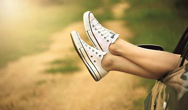 Patike, cipele, noge
