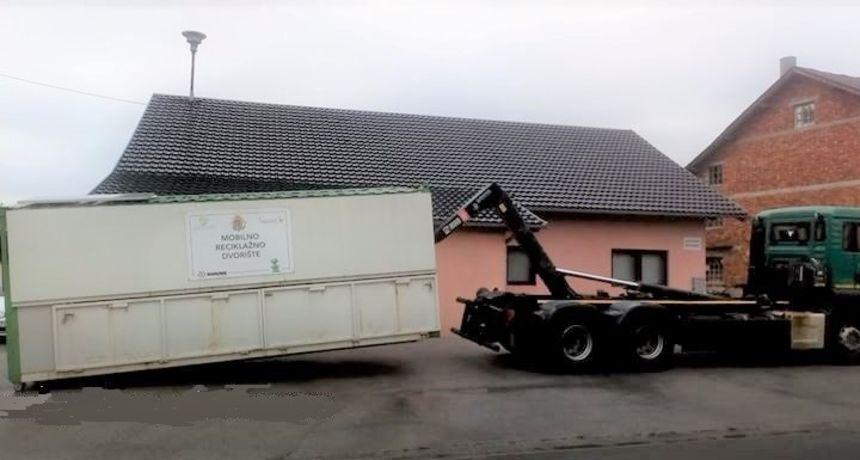 Mobilno reciklažno dvorište u ponedjeljak na raspolaganju mještanima Skakavca, te Sjeničaka i Utinje, a onda seli u Kablare
