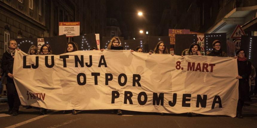 'Da smo tamo gdje bismo trebale biti, ne bismo danas živote i zdravlje branile na ulici'