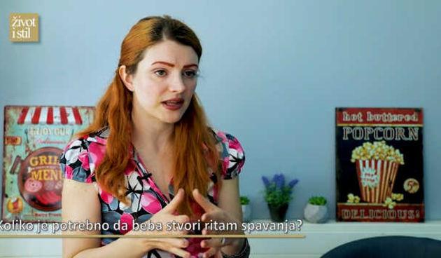 Iva Brčić objašnjava koliko je potrebno za beba uspostavi ritam spavanja (thumbnail)