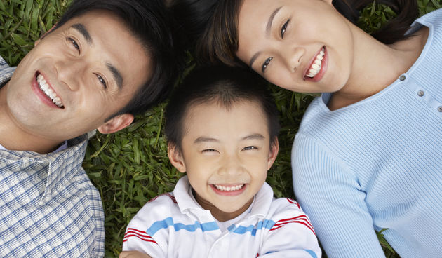 Obitelj, Kina