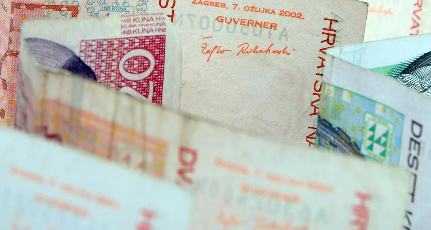UDRUGA MLADA PERA 'Dobra duša donirala nam je 50 kn, a banka je naplatila naknadu na donaciju u iznosu - 50 kn'