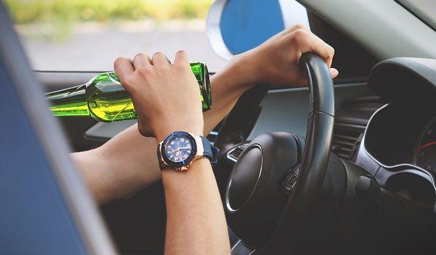 vozac pijan alkohol