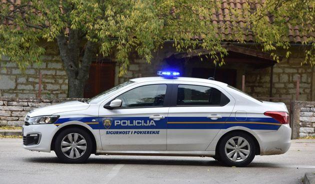 Policija šIBENIK