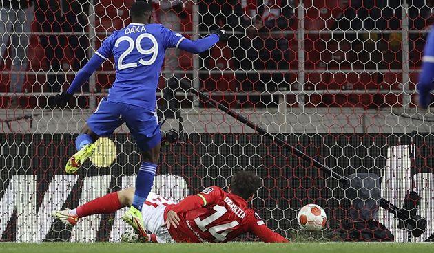 Spartak Moskva - Leicester