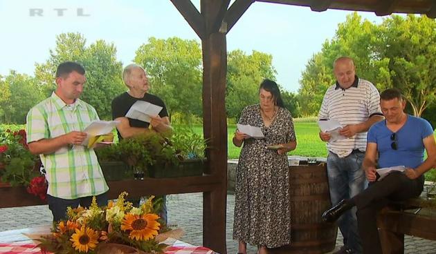 Farmeri čitaju pisma, 13. sezona, Ljubav je na selu