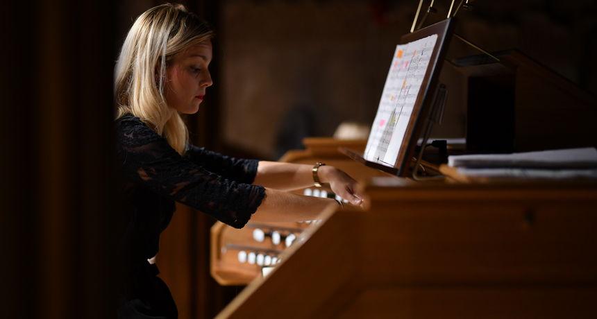 Nakon sjajnog nastupa trija Lur, večeras na Zadar Organ Festivalu