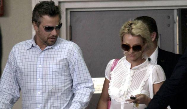 Britney Spears i Jason Trawick